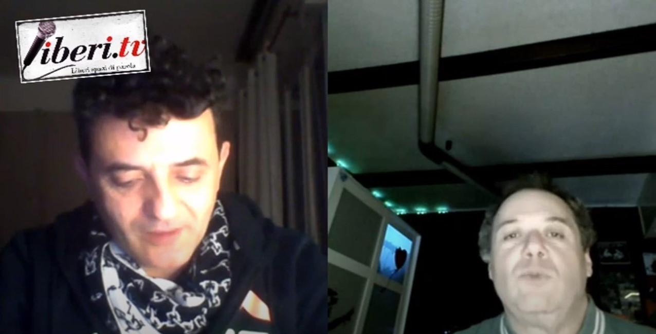 Emilio Grimaldi e Gianni Colacione