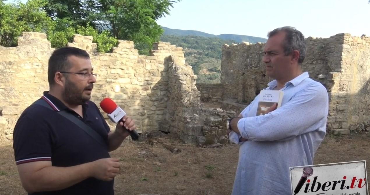 Marco Marchese e Luigi De Magistris